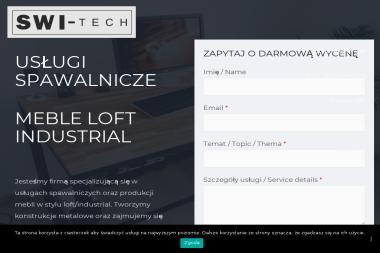 Swi-Tech Jakub Świątek - Płot Panelowy Mielec