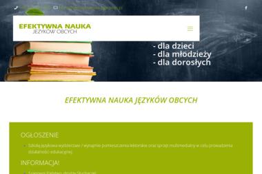 EFEKTYWNA NAUKA JĘZYKÓW OBCYCH Magdalena Pawłowska - Kurs niemieckiego Zgorzelec