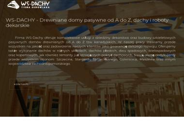 WS-Dachy - Dekarstwo Maszewo