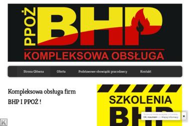 BHP PPOŻ Ilona i Maciej Bieleccy - Firma audytorska Wejherowo
