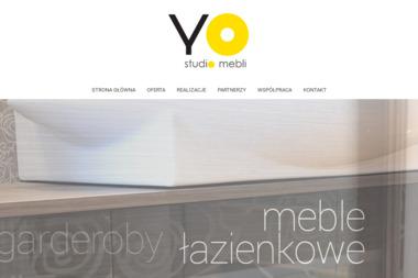 YO studio mebli - Szafy na wymiar Toruń