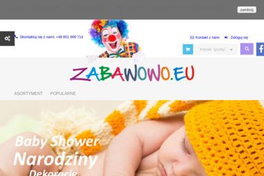 Zabawowo.pl - Balony z helem Bydgoszcz