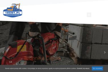 1RENT - Maszyny budowlane Jasin