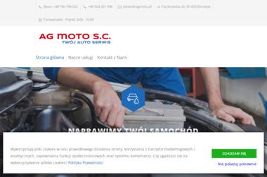 AG MOTO S.C. - Wymiana olejów i płynów Wrocław