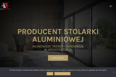 Alufactor - Okna Aluminiowe Suwałki