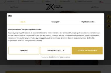 Salon Fryzjerski Dawid Krynicki - Fryzjer Warszawa