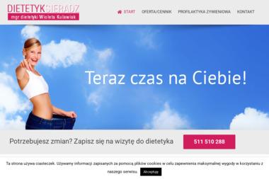 Dietetyk mgr Wioleta Kulawiak - Dietetyk Zduńska Wola