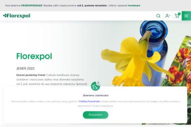 Florexpol Sp. z o.o. - sklep ogrodniczy - Oprogramowanie do Sklepu Internetowego Lublin