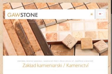 GawStone - Kamieniarstwo Brenna
