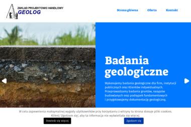 Zakład Projektowo Handlowy GEOLOG - Geotechnika Koszalin