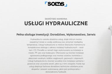 Sołtys Hydraulika - Instalacja Centralnego Ogrzewania Skarżysko-Kamienna