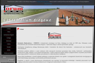 Inżynieria Budownictwa - FORUM - Geolog Toruń