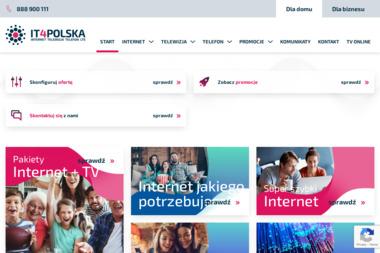 IT 4 Polska - Internet Wyszków