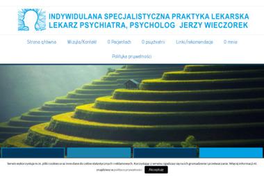 Indywidualna Specjalistyczna Psychiatryczna Praktyka Lekarska - lek. med. Jerzy Wieczorek - Psycholog Lublin