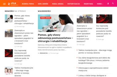 JTLS Technika - Serwis urządzeń Warszawa