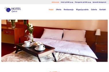 HOTEL GRYF - Firma Gastronomiczna Kościerzyna