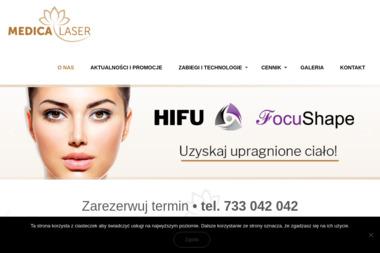 MEDICA LASER - Medycyna estetyczna Grudziądz