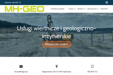 MH-GEO - Badanie Geologiczne Ciężkowice