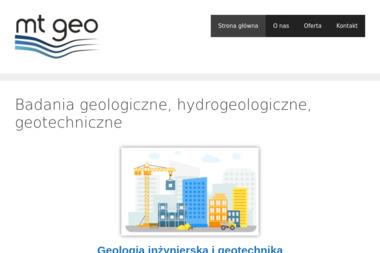 MT Geo - Badanie Geologiczne Inowrocław