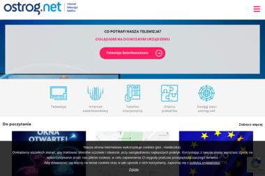 Ostrog.pl - Internet Racibórz