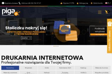 Drukarnia Piga.pl sp. z o.o. - Ulotki Tychy