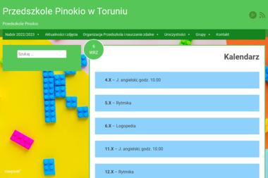 Prywatne Przedszkole PINOKIO - Przedszkole Toruń
