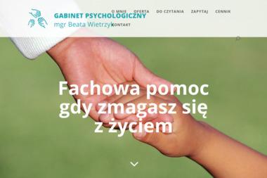 Gabinet psychologiczny mgr Beata Wietrzyk - Psycholog Mszana Dolna