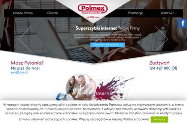 POLMEX SERWIS - Telefony stacjonarne Kraków