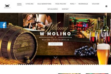 MOLINO Sp. Z O.O. - Lokale gastronomiczne Pi艂a