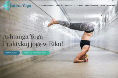 Sattva Yoga Ełk - Joga Ełk