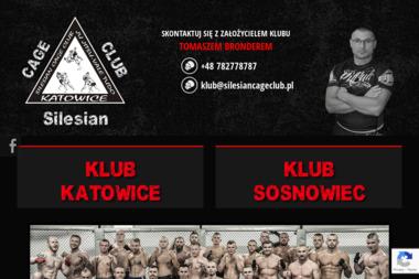 SILESIAN CAGE CLUB - Sporty walki, treningi Katowice
