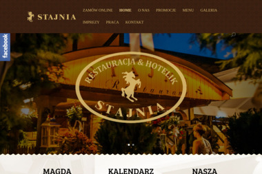 Restauracja Stajnia - Lokale gastronomiczne Pi艂a