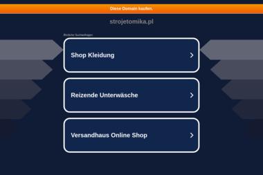TOMIKA - Wypożyczalnia strojów Chełm