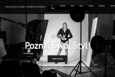 Magdalena Koziej Osobista Stylistka - Stylista Kielce