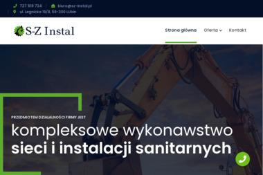 S-Z INSTAL - Instalacje grzewcze Lubin