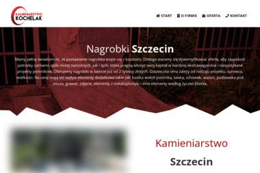 Kamieniarstwo KOCHELAK - Nagrobki Marianowo
