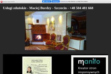 Usługi zduńskie - Maciej Burdzy - Budowa Pieca Kaflowego Szczecin
