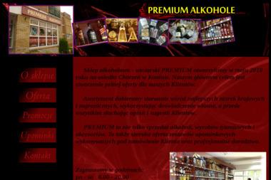 Premium Alkohole - Kosze Upominkowe Konin
