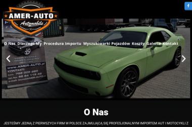 Amer Auto - Sprowadzanie pojazdów Grudziądz
