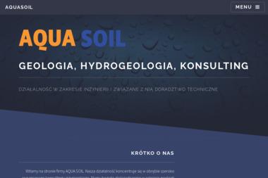 Aquasoil - Geolodzy Dąbrowa Górnicza