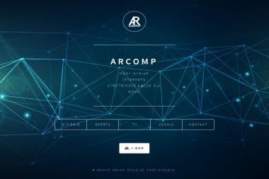 ARCOMP - Internet, Hosting, Domeny Chorzów