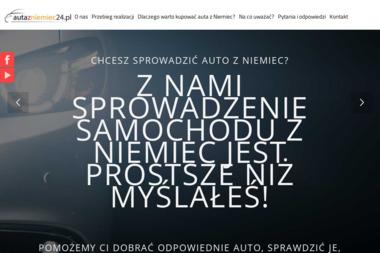 Auta z Niemiec 24 - Sprowadzanie pojazdów Poznań