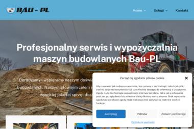 BAU-PL - Wypożyczalnia Sprzętu Budowlanego Lubań