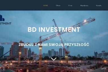 BD Investment Sp. z o.o. - Elewacje Chorzów