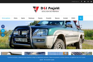 DGI PROJEKT - Badanie Geologiczne Wrocław
