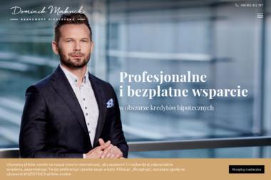 DOMINIK MAKUCH BANKOWOŚĆ HIPOTECZNA - Doradztwo Inwestycyjne Warszawa