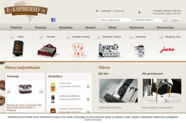 PRO-CAFFE - Sprzedaż Ekspresów do Kawy Kórnik