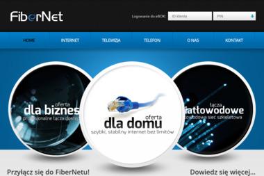 FiberNet - Internet Tczew