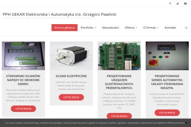 PPH GEKAR - Montaż elektroniki Luboń