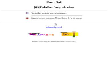 Zakład Usług Geotechnicznych GeoRes - Geolog Rzeszów
